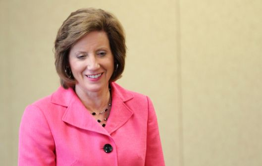 Representative Vicky Hartzler (r) [August 2015 file photo].