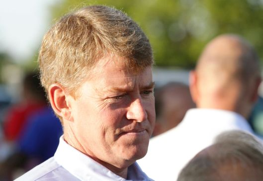 Chris Koster (D) [August 2015 file photo].