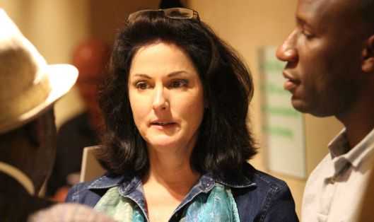 Judy Baker (D) [2013 file photo].