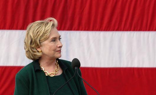 Hillary Clinton [2014 file photo].