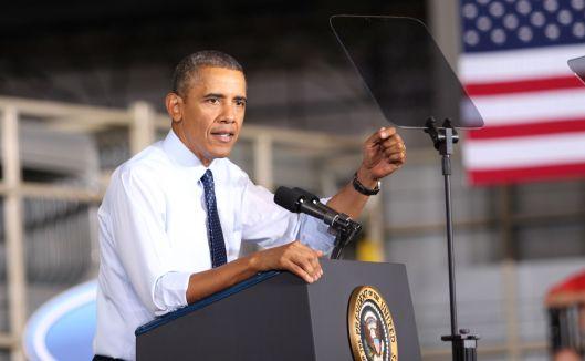 President Barack Obama [2013 file photo].