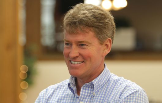 Chris Koster (D) [2016 file photo].