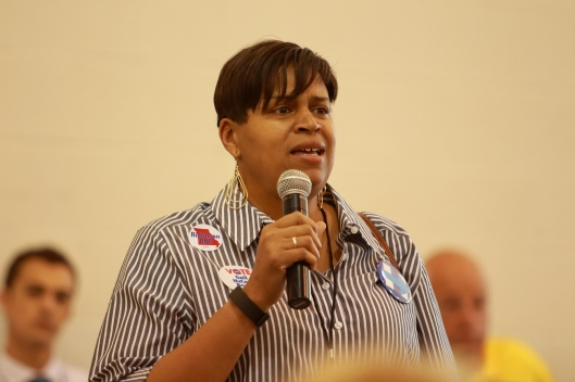 Representative Gail McCann Beatty
