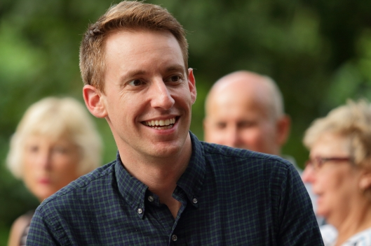 Jason Kander (D) [2016 file photo]