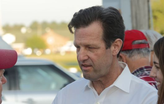 Russ Carnahan (D), the Democratic Party nominee for Lieutenant Governor.