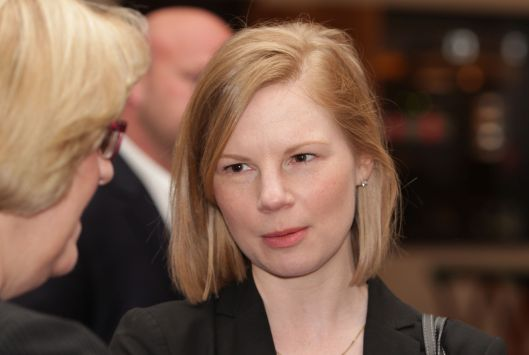 State Auditor Nicole Galloway (D) [2016 file photo].