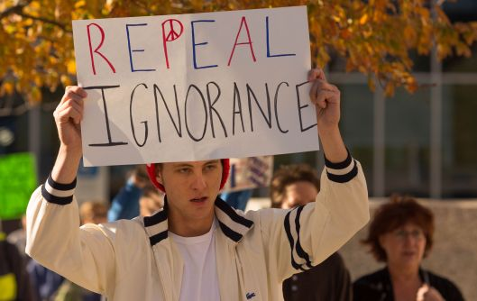 Repeal Ignorance.