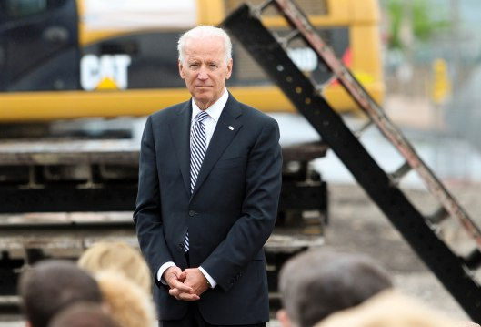 Vice President Joe Biden [2014 file photo].