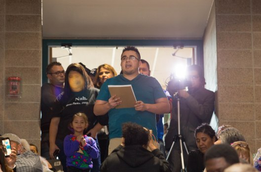 A crowd mic.