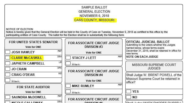 Greene county primary candidates greene county, missouri.